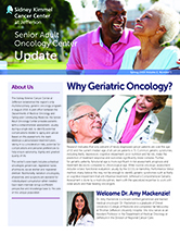 Senior Adult Oncology Update