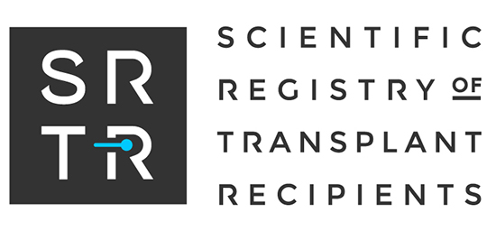 Scientific Registry of Transplant Recipients logo