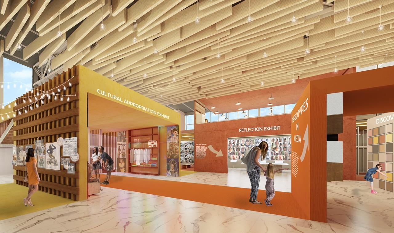 Interior Design Grad Places In Sherwin Williams Student Design Competition