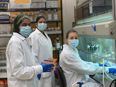 coronavirus researchers