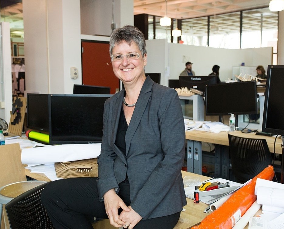 Barbara Klinkhammer is the co-founder of Jefferson's Institute for Smart and Healthy Cities.