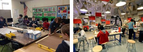 Makerspace for the Bala Cynwyd Elementary School Library