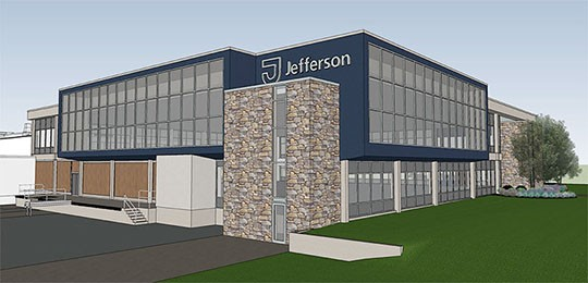 Jefferson Institute of Bioprocessing