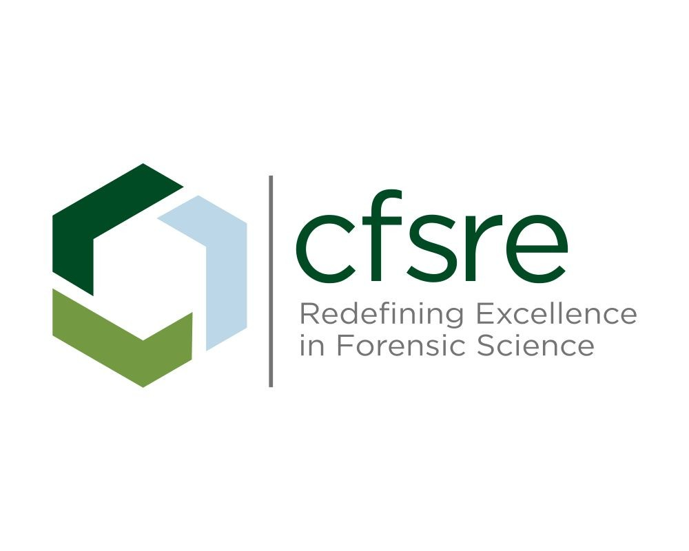 The Center for Forensic Science Research & Education logo