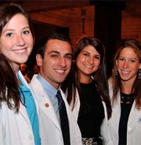 Sidney Kimmel Medical College students
