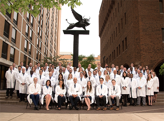 The Jefferson Department of Surgery team