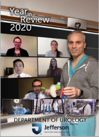 Jefferson Department of Urology - Year in Review