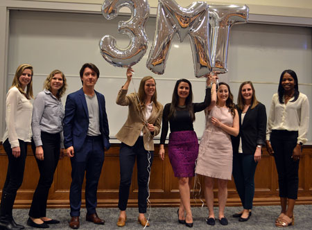 Jefferson College of Life Sciences' 2019 3-Minute Thesis Winners