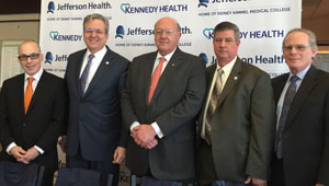 Kennedy Health & Jefferson: Reimagining Region's Health Care