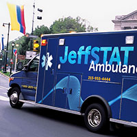 JeffStat Ambulance